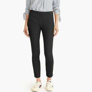 J.CREW 6 Black Martie Ankle Pants